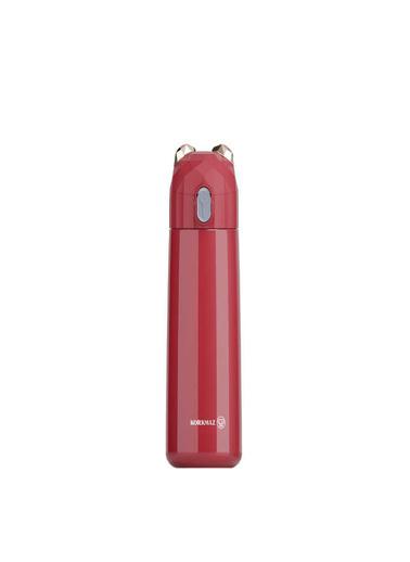 Korkmaz Bambino Plus Kırmızı 350 Ml Çocuk Matarası Kırmızı